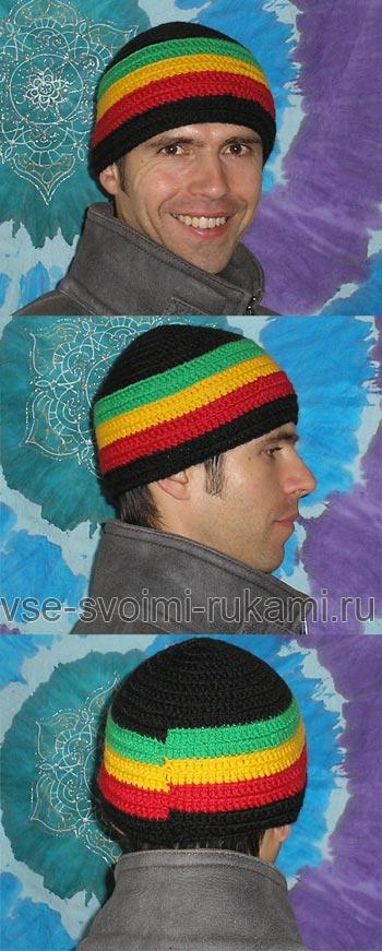растаманская шапка