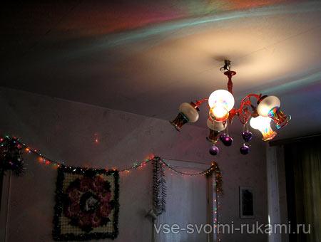 декор к новому 2012 году