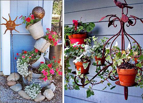 идеи для сада и огорода