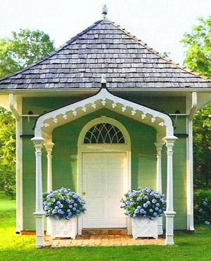 дизайн дачных домиков фото