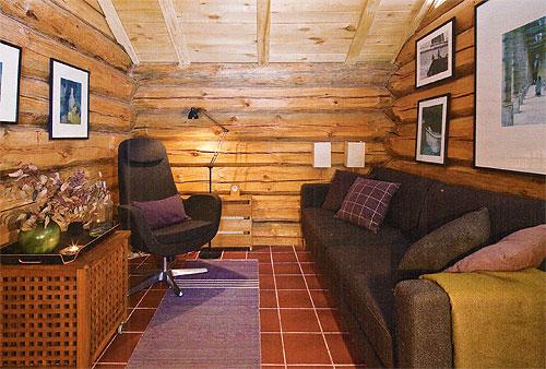 Проект деревянной бани из сруба 6