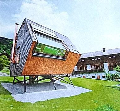 Необычный дом 1
